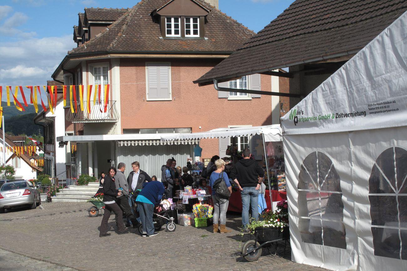 Dorffest 2015 - Chlausgesellschaft Neuenhof (10)