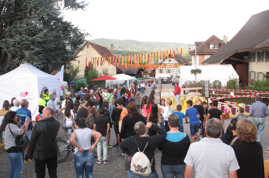 Dorffest 2015 - Chlausgesellschaft Neuenhof (103)