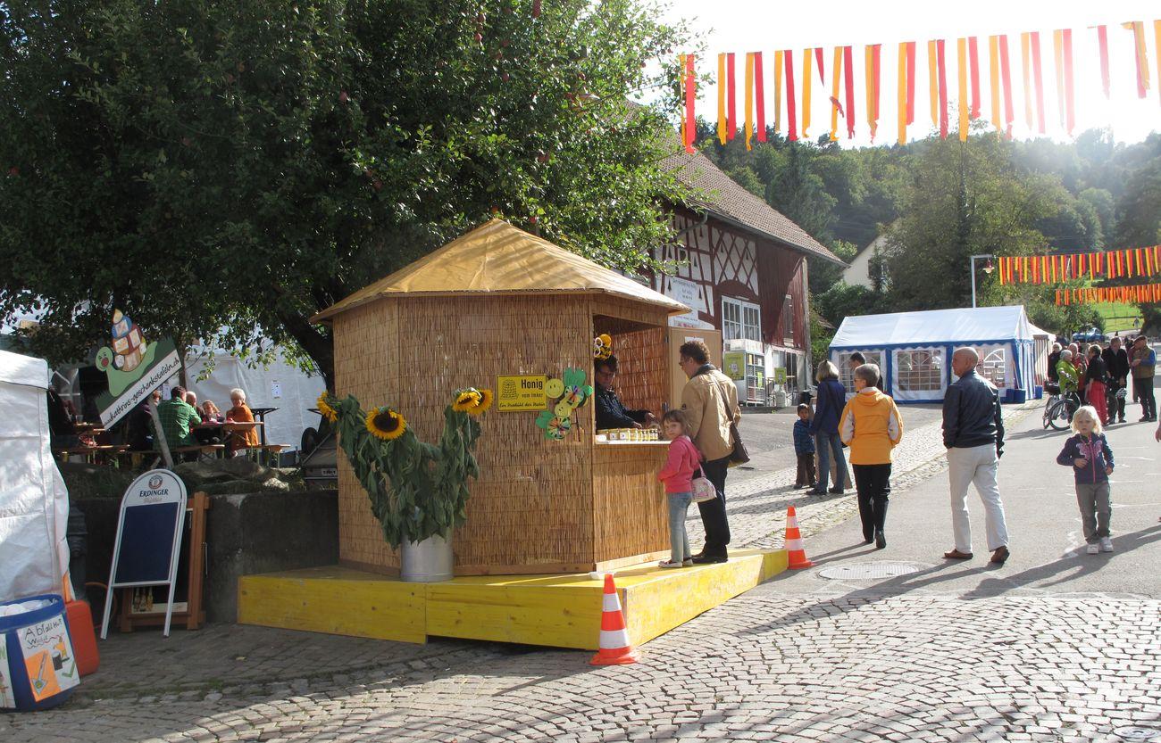 Dorffest 2015 - Chlausgesellschaft Neuenhof (11)
