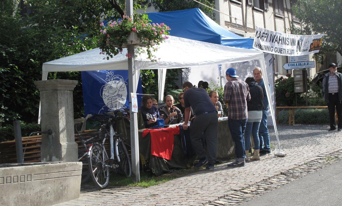 Dorffest 2015 - Chlausgesellschaft Neuenhof (19)