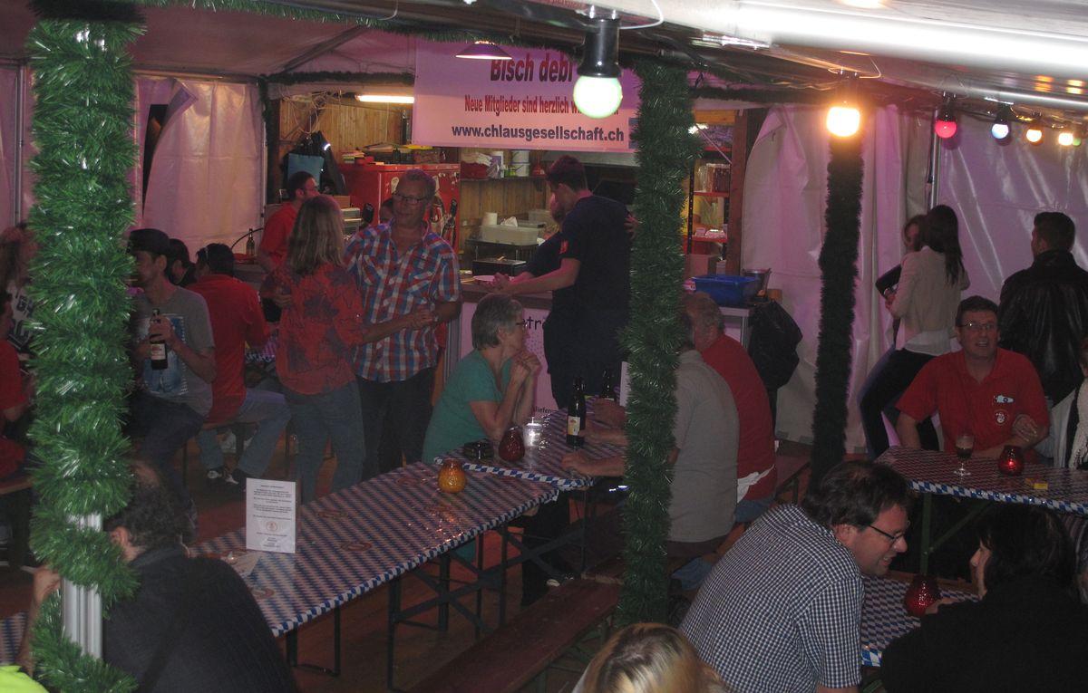 Dorffest 2015 - Chlausgesellschaft Neuenhof (3)