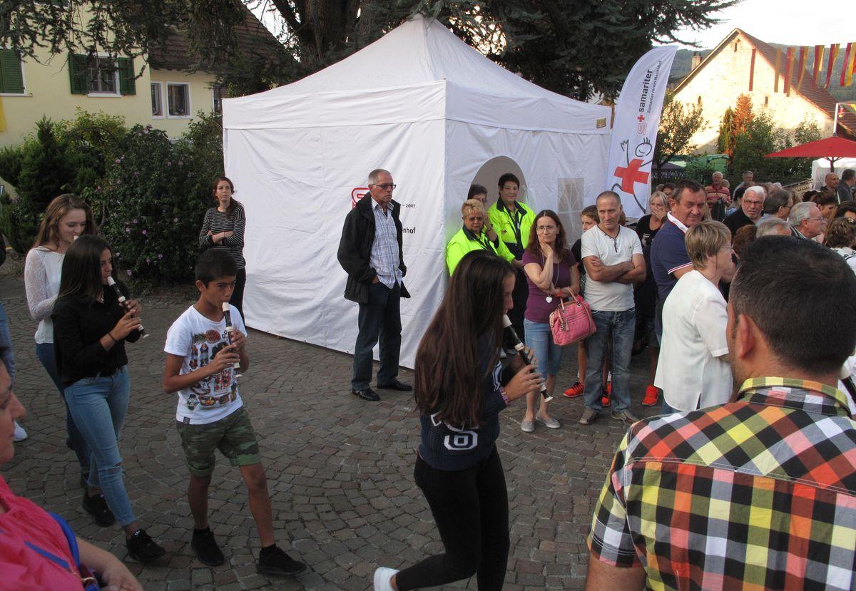 Dorffest 2015 - Chlausgesellschaft Neuenhof (44)