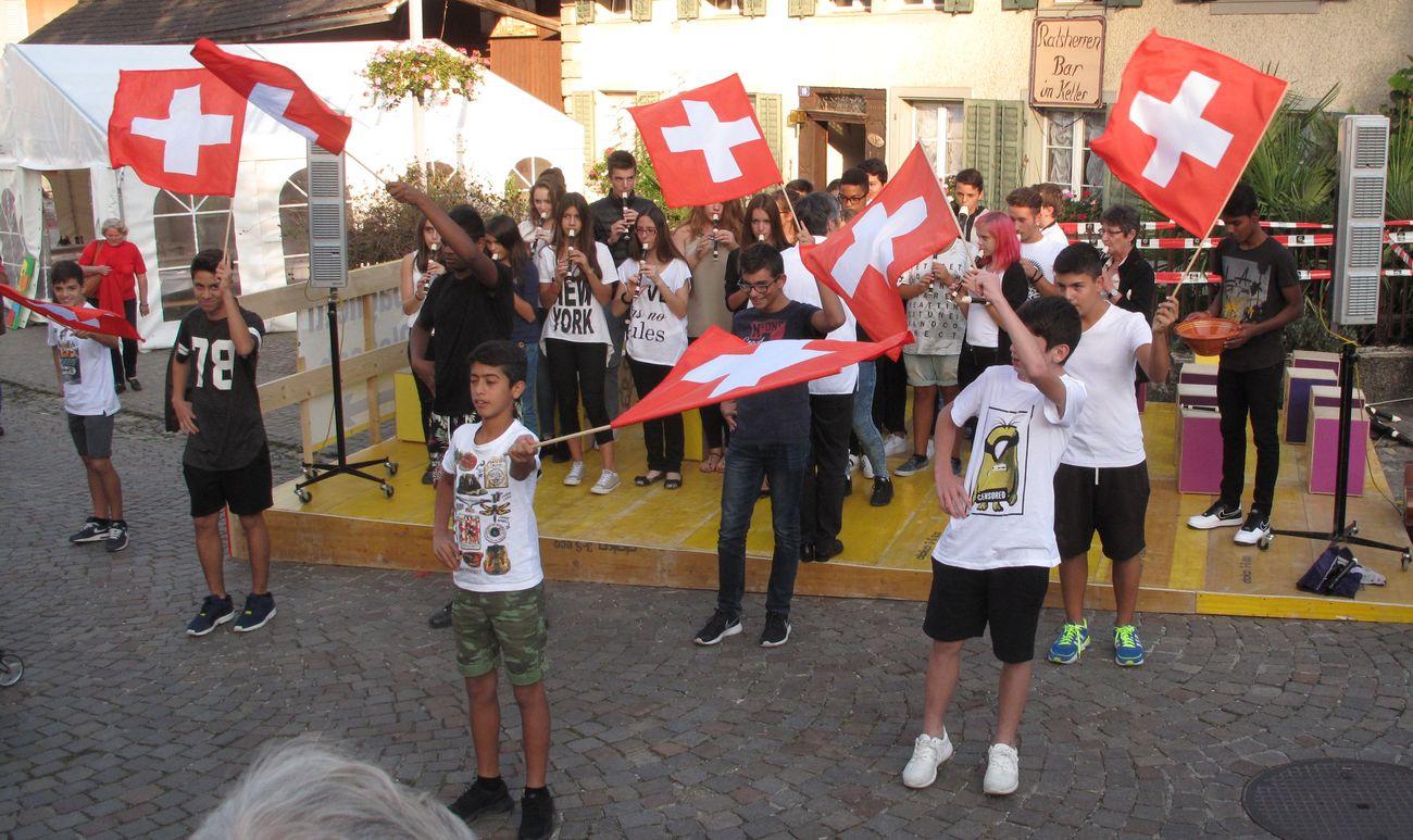 Dorffest 2015 - Chlausgesellschaft Neuenhof (48)