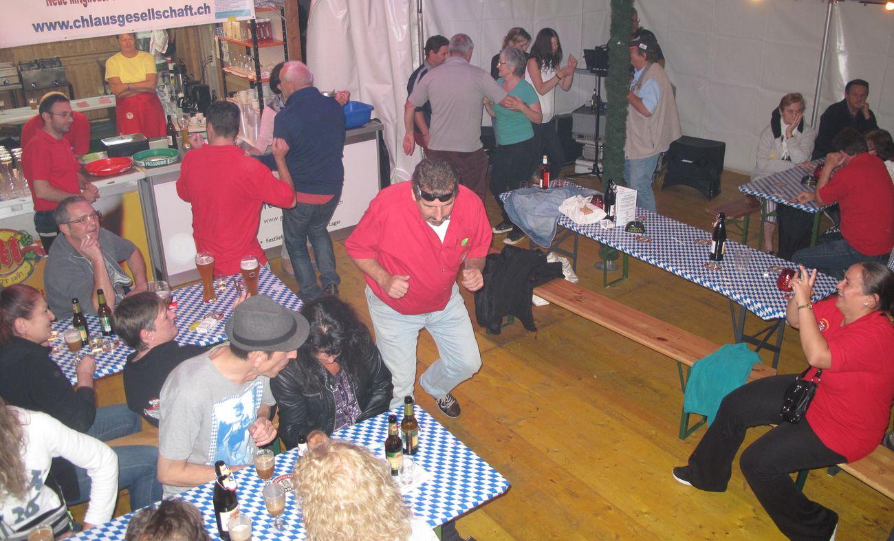 Dorffest 2015 - Chlausgesellschaft Neuenhof (63)