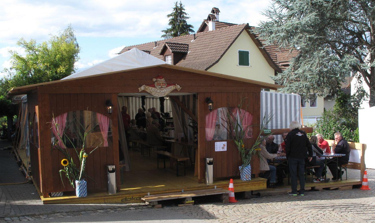 Dorffest 2015 - Chlausgesellschaft Neuenhof (71)