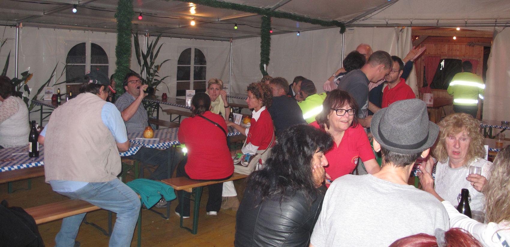 Dorffest 2015 - Chlausgesellschaft Neuenhof (8)