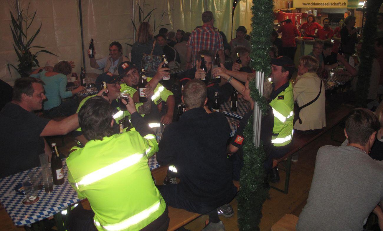 Dorffest 2015 - Chlausgesellschaft Neuenhof (82)