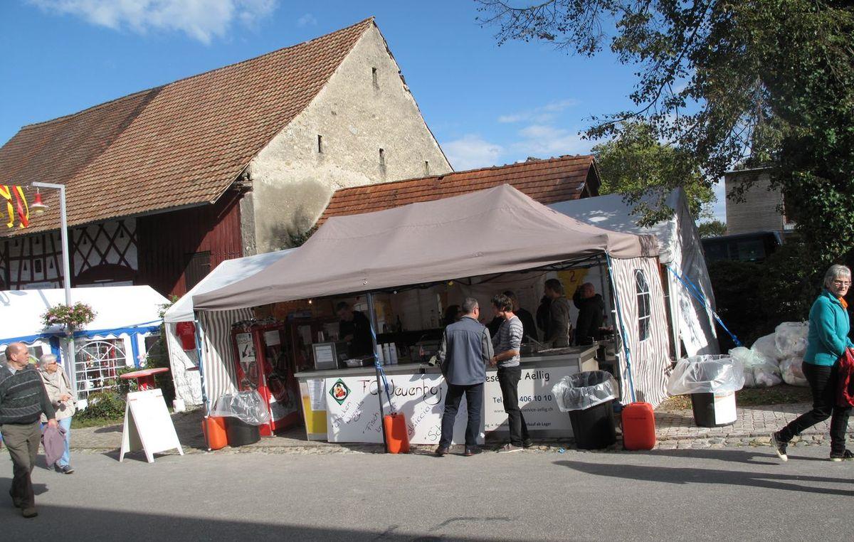Dorffest 2015 - Chlausgesellschaft Neuenhof (95)