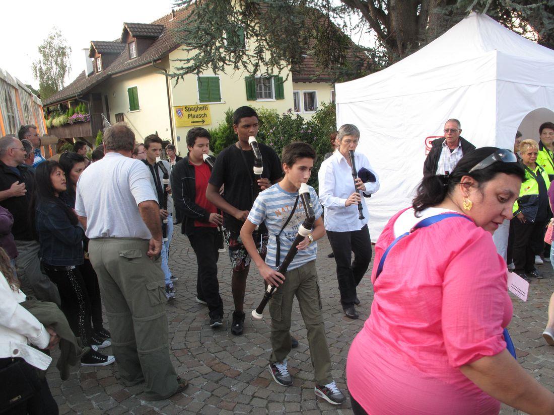 Dorffest 2015 - Chlausgesellschaft Neuenhof (99)