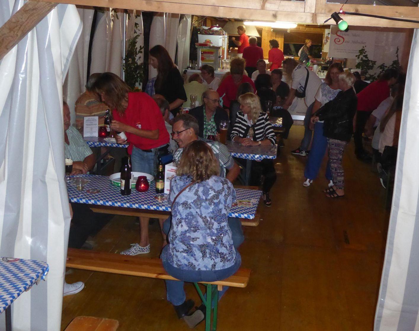 Chlausgesellschaft Neuenhof Dorffest 2016 (14)