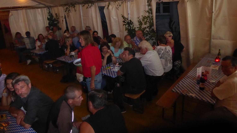 Chlausgesellschaft Neuenhof Dorffest 2016 (2)
