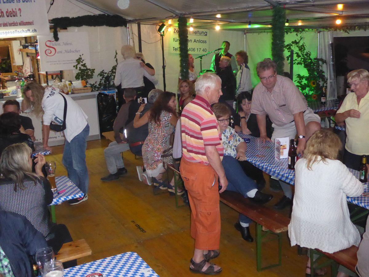 Chlausgesellschaft Neuenhof Dorffest 2016 (25)
