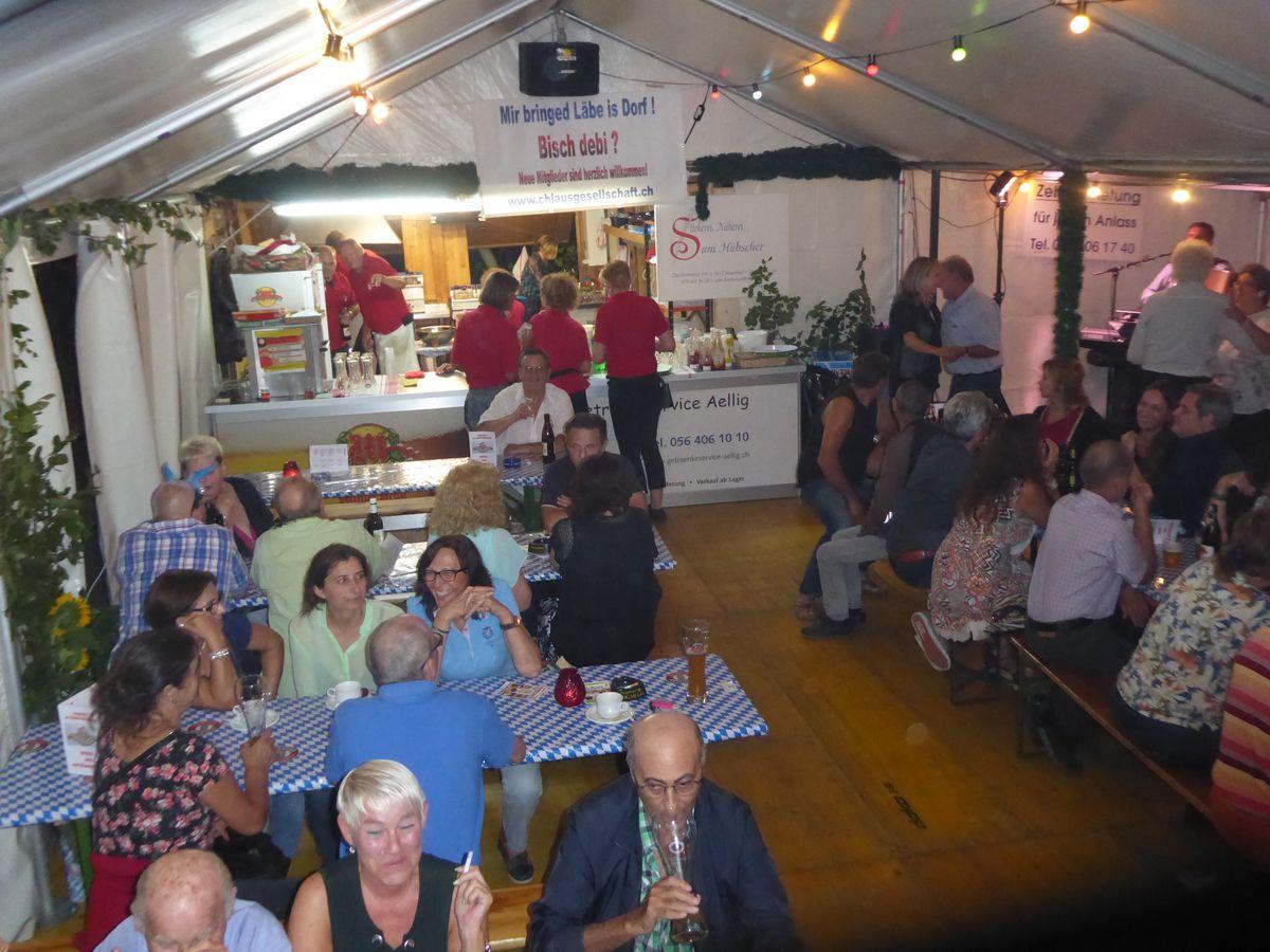 Chlausgesellschaft Neuenhof Dorffest 2016 (34)