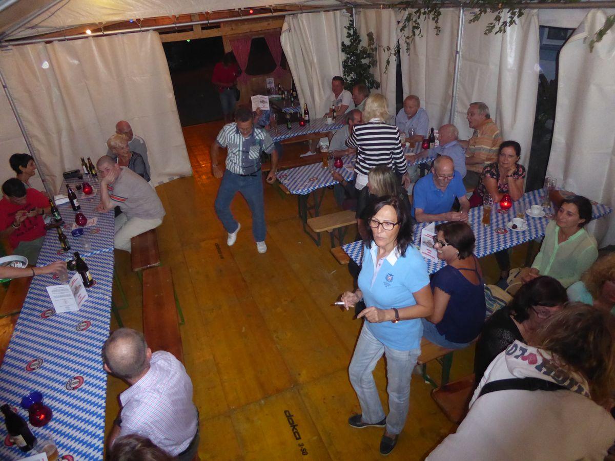 Chlausgesellschaft Neuenhof Dorffest 2016 (35)
