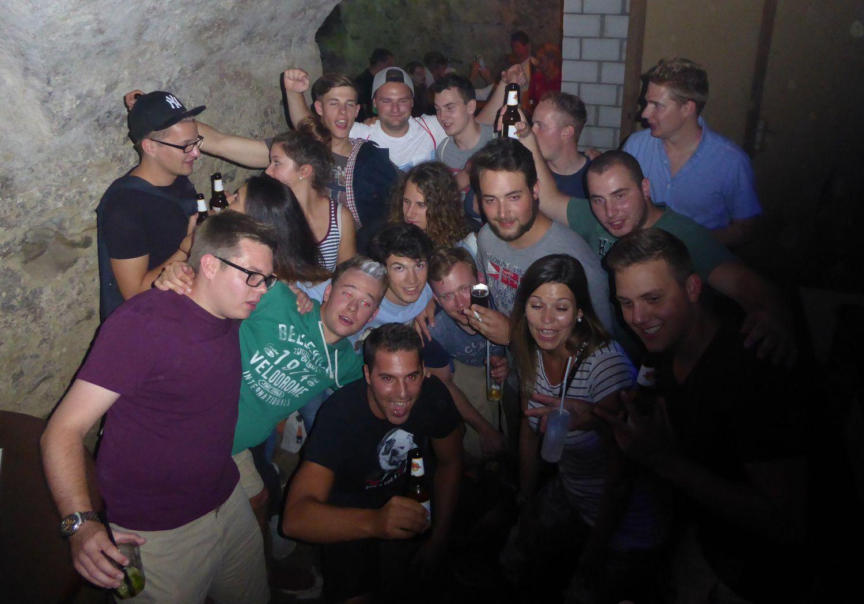 Chlausgesellschaft Neuenhof Dorffest 2016 (37)