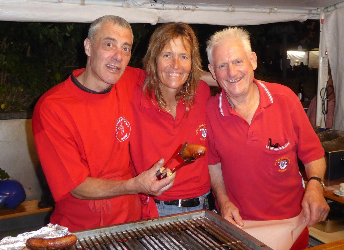 Chlausgesellschaft Neuenhof Dorffest 2016 (50)