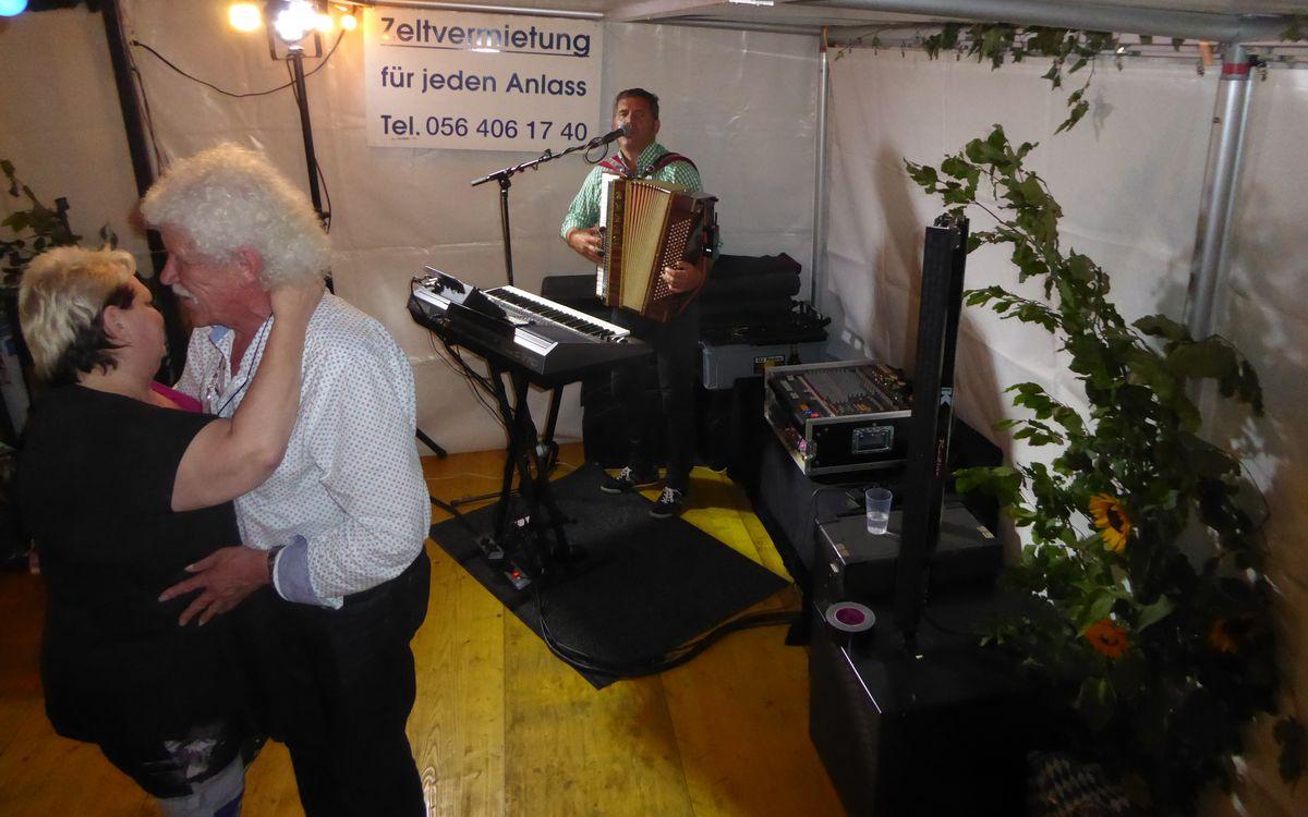 Chlausgesellschaft Neuenhof Dorffest 2016 (6)