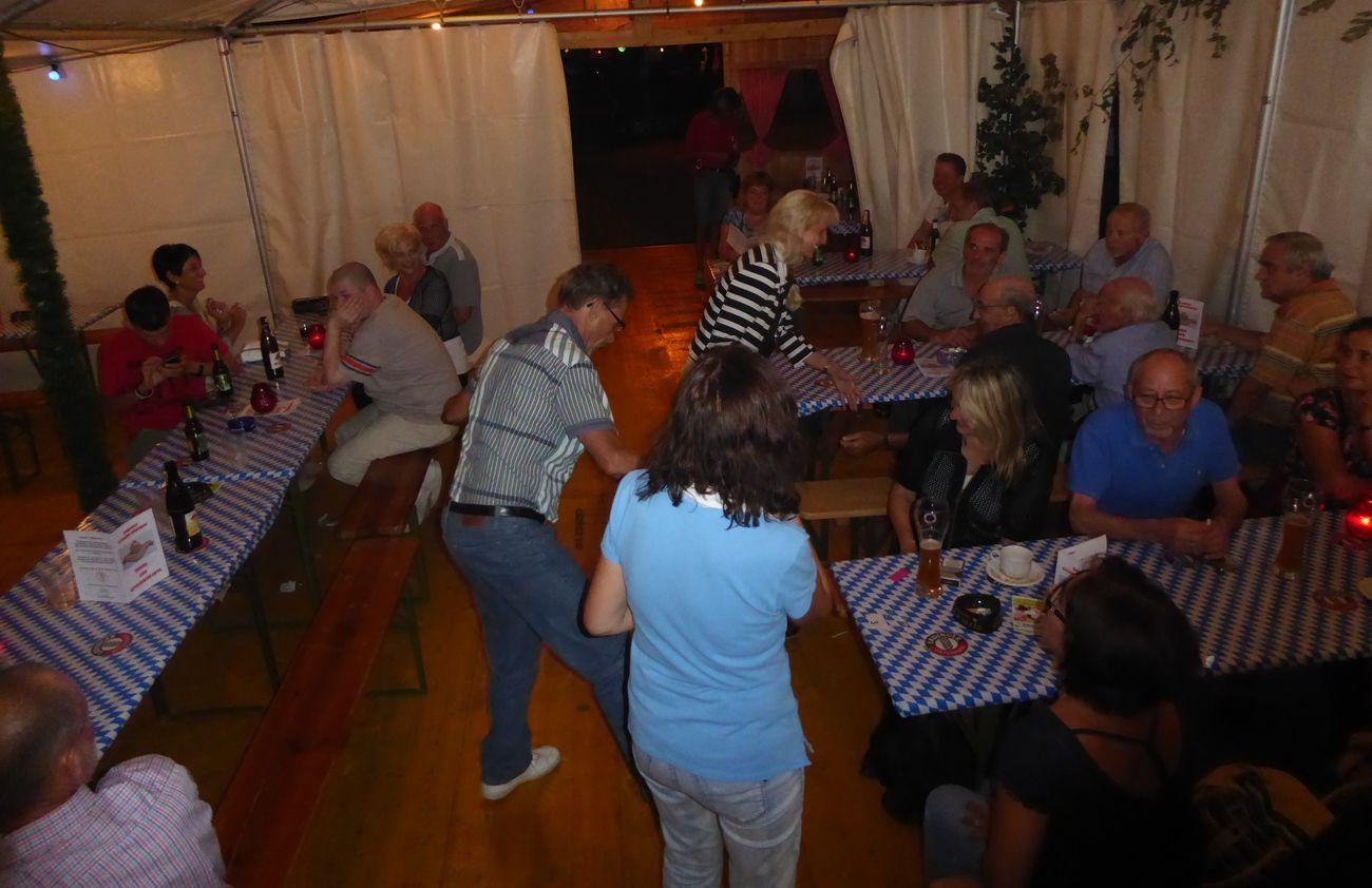 Chlausgesellschaft Neuenhof Dorffest 2016 (60)