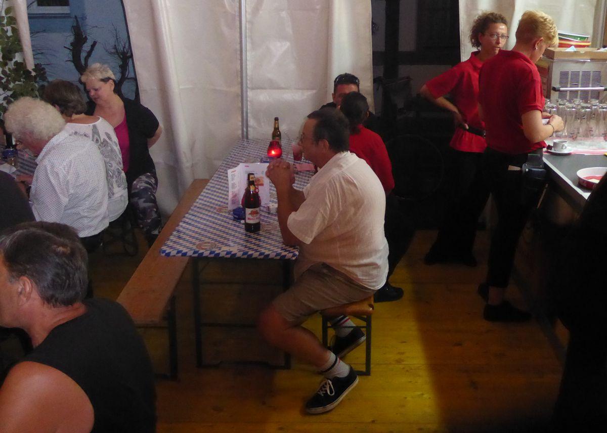 Chlausgesellschaft Neuenhof Dorffest 2016 (9)