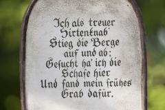 Chlausgesellschaft.ch Neuenhof Ausflug 2013 Museumsfriedhof Tirol (10)