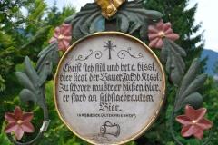 Chlausgesellschaft.ch Neuenhof Ausflug 2013 Museumsfriedhof Tirol (11)