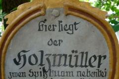 Chlausgesellschaft.ch Neuenhof Ausflug 2013 Museumsfriedhof Tirol (2)