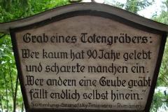 Chlausgesellschaft.ch Neuenhof Ausflug 2013 Museumsfriedhof Tirol (3)