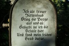Chlausgesellschaft.ch Neuenhof Ausflug 2013 Museumsfriedhof Tirol (4)