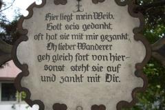 Chlausgesellschaft.ch Neuenhof Ausflug 2013 Museumsfriedhof Tirol (6)