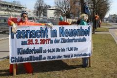 Kinderball 2017 Chlausgesellschaft Neuenhof (2)