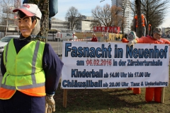 Chlausgesellschaft Neuenhof Kinderball Fasnacht 2016 (1)