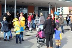 Chlausgesellschaft Neuenhof Kinderball Fasnacht 2016 (4)